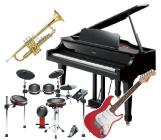 電子ピアノ、電子ドラム、ギターなどの回収は熊本エコ1へ。
