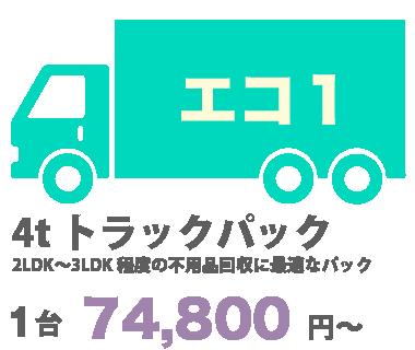 4tトラックパック