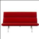 ブランドソファの回収例 イームズのソファ