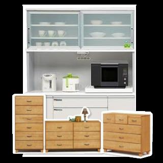 タンス・食器棚の家具、回収致します