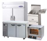 業務用冷凍庫、業務用冷蔵庫、教務用ガスレンジなど熊本で厨房機器の回収なら熊本エコ1にご相談下さい。